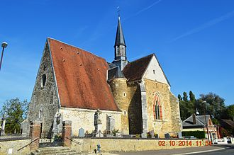 Avreuil - The Church of Notre-Dame of the Assumption