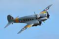 Avro Anson - VE Day Anniversary Airshow Duxford 2015 (17506519933).jpg