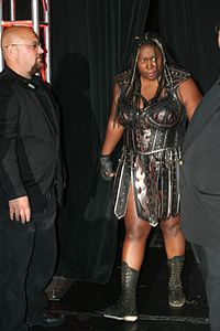 Awesome Kong entering the arena - September 08.jpg