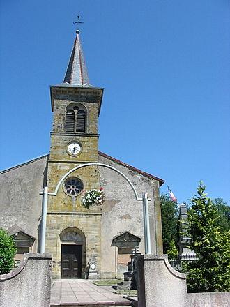 Aydoilles - Saint-Georges Church