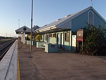 Ayr Railway Station, Queensland, Jan 2013.JPG
