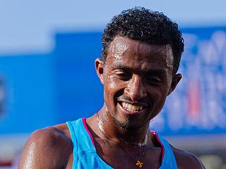 Azmeraw Bekele Ethiopian long-distance runner