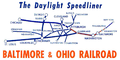 B&O Daylight Speedliner route.png