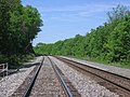 B&O Railroad South Branch Depot WV 2007 05 07 12.JPG