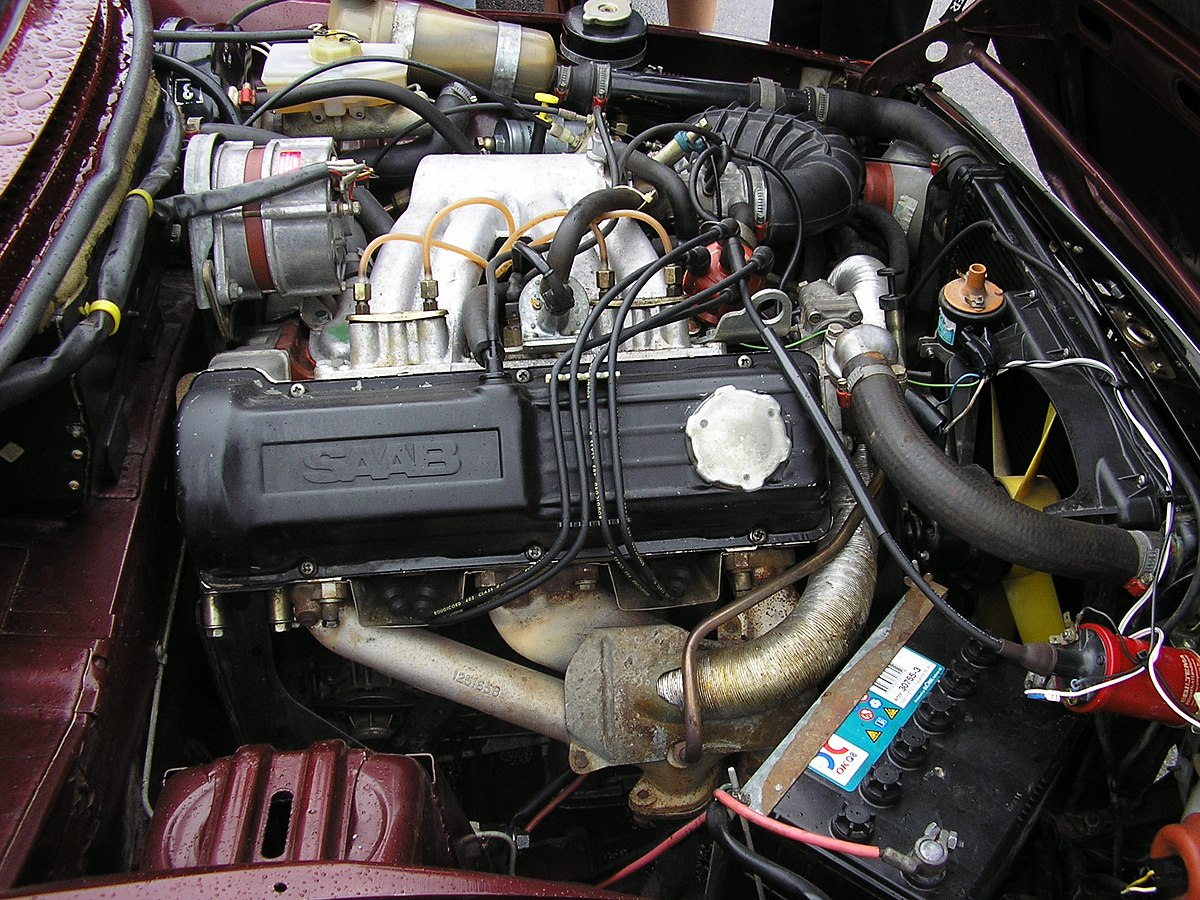 Px B Engine on Saab 900 Engine Diagram