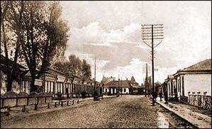 Kovel - Image: BFC Kowel vokzalnaya 1918