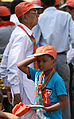 BJP ^ Shiv Sena supporters - Flickr - Al Jazeera English.jpg