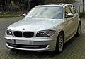 BMW 1er Facelift front 20091212.jpg