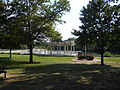 Back Lawn Left Peabody Institute Library Danvers MA.JPG