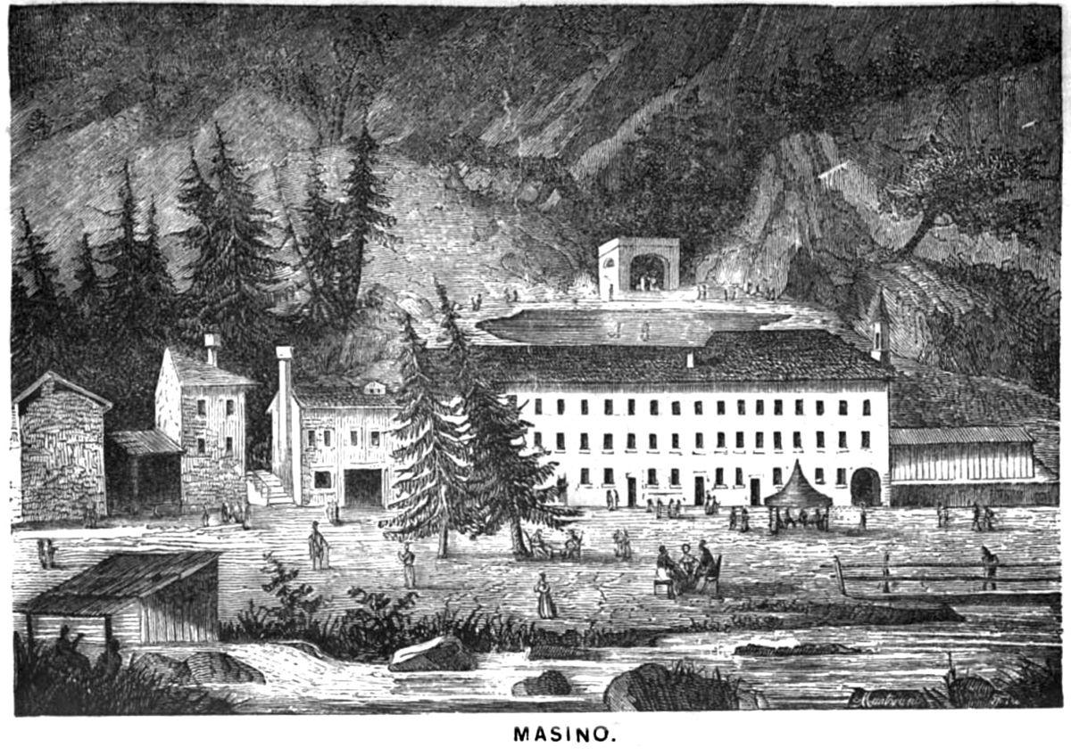 Bagni di Masino - Wikipedia