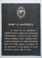 Bahay ni Makabulos NHCP Historical Marker.png