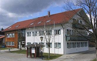 Baierbrunn - Town hall