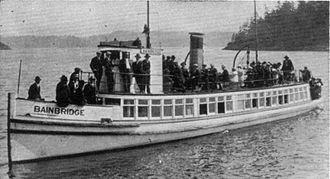 Speeder (motor vessel) - Bainbridge as built.