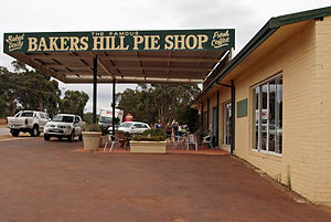 Bakers Hill, Western Australia - Bakers Hill