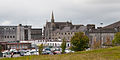 Ballinasloe Convent of Mercy as seen from the Church Hill 2010 09 15.jpg