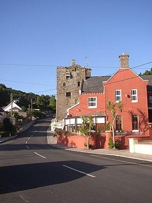 Ballyhack, County Wexford - Ballyhack Castle