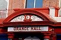 Ballymacarret Orange Hall, Belfast (detail) (2) - geograph.org.uk - 1752818.jpg