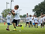 Baltimore Ravens wide receiver hosts youth football camp 150623-F-OC707-000.jpg