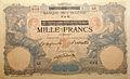 Banknote 100 francs surchargé 1000 type Dupuis - A.jpg