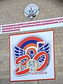 Banner Commemorating 20 Years of Independence - Stepanakert - Nagorno-Karabakh (19083113322).jpg