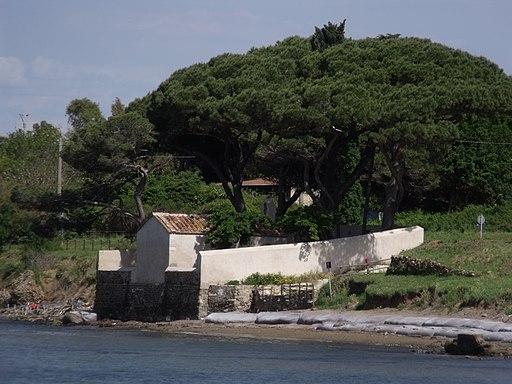 Baratti, Capella San Cerbone