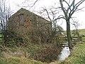 Barn and Blind Beck, Little Musgrave - geograph.org.uk - 1086572.jpg