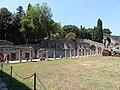 Barracas de los gladiadores (Quadriportico dei Teatri), Pompeya, 2016 06.jpg