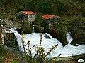 Barro, muíños no río Barosa. Galiza.jpg