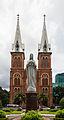 Basílica de Nuestra Señora, Ciudad Ho Chi Minh, Vietnam, 2013-08-14, DD 05.JPG