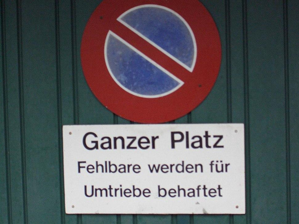 Basel-Parkverbot