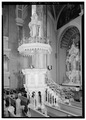 Basilica of St. Josaphat, 601 West Lincoln Avenue, Milwaukee, Milwaukee County, WI HABS WIS,40-MILWA,28-12.tif