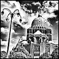 Basiliek Koekelberg zwart wit.jpg