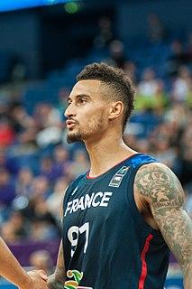 Edwin Jackson (basketball) French basketball player