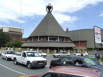 Maseru - Basotho Hat Shop