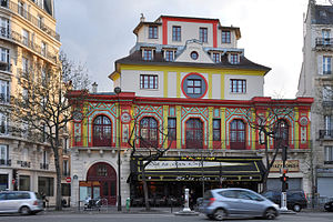Bataclan (theatre) - Image: Bataclan, Paris 6 April 2008