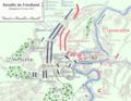Bataille de Friedland Map.png