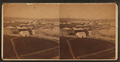 Bathing Beach, Salt Pond, Surf Cottage and Ball's Store, from Tower, Ocean View Hotel, by F. Hacker.png