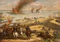 Battle between Monitor and Merrimac (Hampton Roads).png