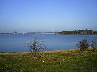 Bautzen Reservoir - Image: Bautzen Reservoir 1