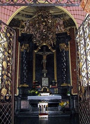 Józef Sebastian Pelczar - Tomb of St. Józef Sebastian Pelczar.