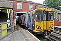Beatles train, Formby Railway Station (geograph 2993706).jpg