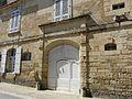 Beaumont-du-Périgord rue Foussal 36 portail.JPG