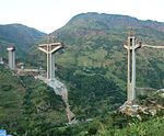 Beipanjiang Highway Bridge, Guizhou, China-1.JPG