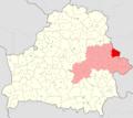 Belarus, Mahilioŭskaja voblasć, Mscislaŭski rajon.png