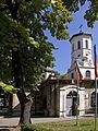 Bell-tower of Trinity Church, Ruse.jpg