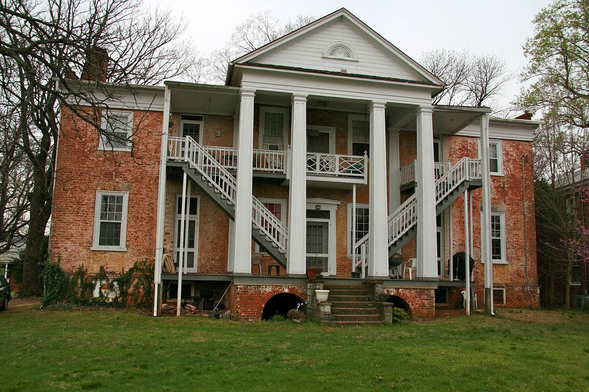 Belmont charlottesville virginia wikidata for A new salon charlottesville va