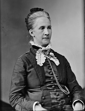 Presidency of Ulysses S. Grant - In 1872 Grant signed legislation into law, coauthored by suffragist Bennette Lockwood, that gave full compensated pay to female federal clerks.
