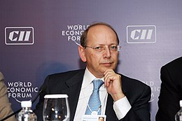 Ben Verwaayen - 2007 India Economic Summit.jpg