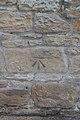 Benchmark at 3 & 5 Talbot Road, Oxton.jpg