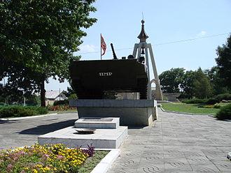 Transnistria War - Bendery's war memorial